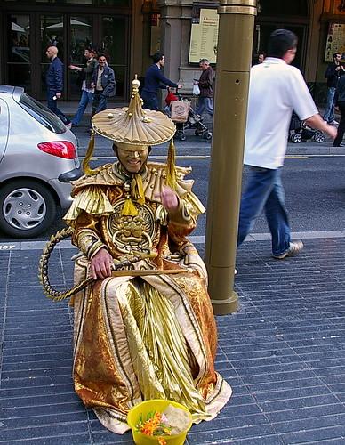 05.2007 Barcelona, La Rambla