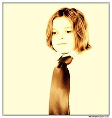 Aimee (JulesCanon) Tags: closeup sepia fuji daughter tie explore aimee s7000 portraitsandpeople flickrchallengegroup braehillphotography juliegibson readyforriding
