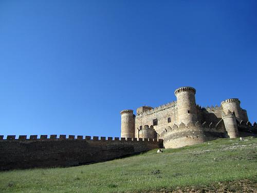 Llegar a Castilla La Mancha