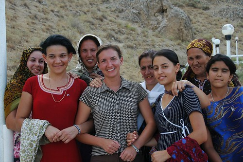 Women in Turkmenistan
