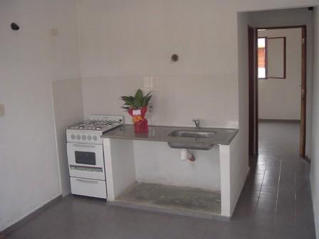 Sector cocina de la casa