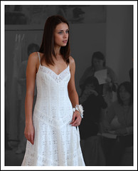 Defile (anple) Tags: bride weddingdress defile fiancee bridalgown abigfave aplusphoto superhearts topazapella