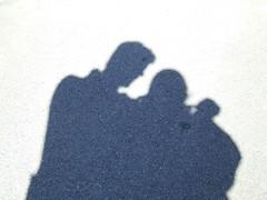 Shadow couple (Skyggefotografen) Tags: skygger