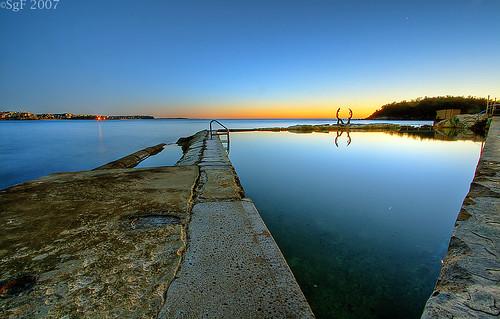 Serene Manly Dawn