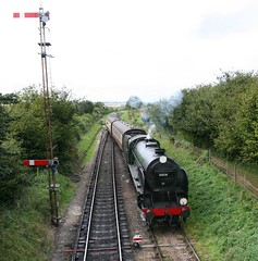 Repton (*Firefox) Tags: geotagged railway class southern schools region mid canonef1740mmf4lusm ropley hants thewatercressline southernregion repton30926 geo:lat=5108731 geo:lon=1103144