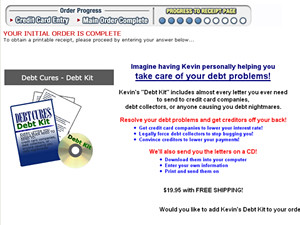 kevin trudeau debt cures review