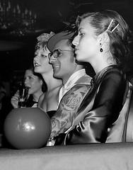Thursday night fever (GerardTho) Tags: party london thursday 40s londonnight sohorevuebar