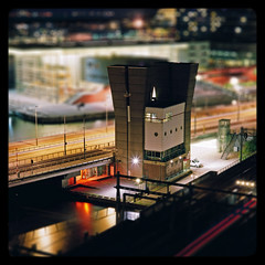 Amsterdam [Mini] (Edd Noble) Tags: amsterdam photoshop miniature lensblur depthmask