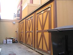 TUFF SHED Residential Products can also meet your Commercial needs.