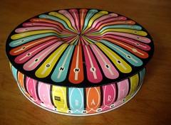 Barton's box (julielion) Tags: thrifted bartons bonbonniere