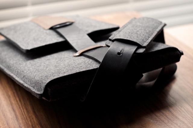 Hard Graft Macbook sleeve 02
