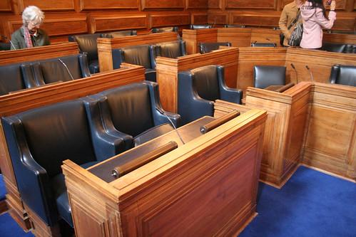 The Senate Room