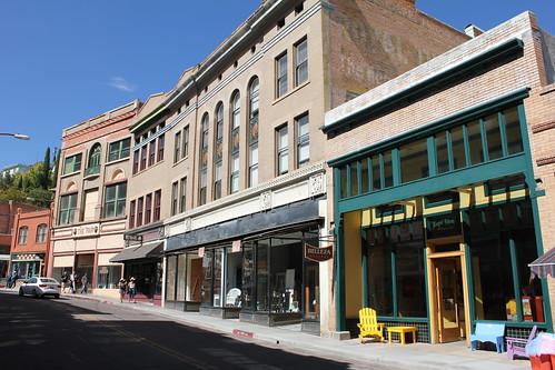 Downtown Buildings - Bisbee, AZ
