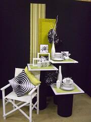 Homewares display (Sydney TAFE) Tags: sydney institute nsw visual merchandising tafe