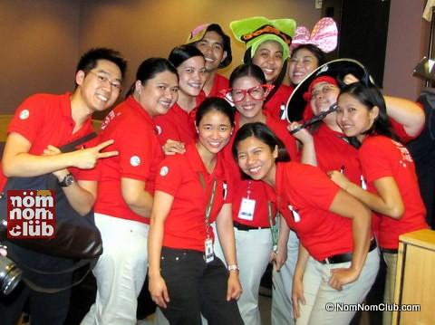 Starbucks Philippines Family