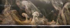 Fiery rainbow (knightlines) Tags: painterly fire frost smoke earlymorning vapours fireandsmoke