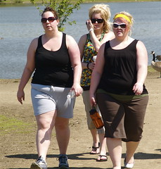 Black Halter Tops (colros) Tags: regina obesity foodaddiction