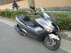 Yamaha Majesty 250cc Scooter Test Drive (digitalbear) Tags: test japan drive tokyo scooter yamaha majesty 250cc
