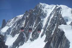 Monte Bianco, Panoramic (Neve*sottile) Tags: alps montblanc montebianco ghiacciaio vetta unature