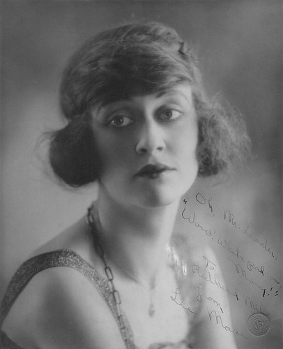 flapper hairstyles. Lee Morse: Flapper Hairstyle