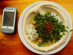 Windows Mobile Hummus