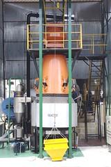 WBG 350 Biomass Gasifier
