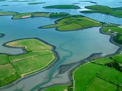 Irish island hopping (dareangel_2000) Tags: blue sea green islands coast land tropical northernireland emeraldisle islandhopping norniron strangford strangfordlough codown 40shadesofgreen ukandireland dareangel dariacasement