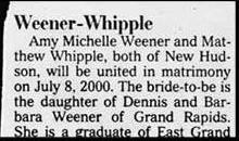Weener-Whipple