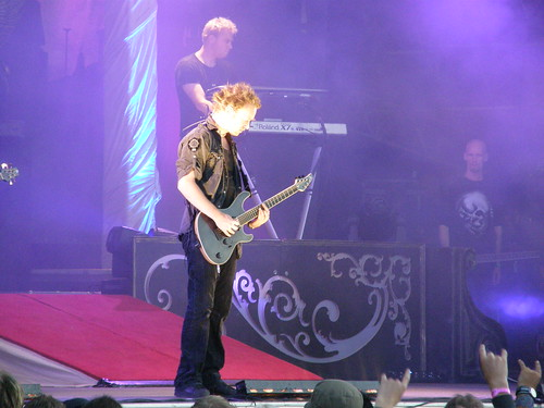 Within temptation guitar