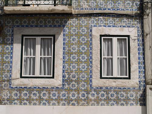 Lisboa - Calçada da Estrela
