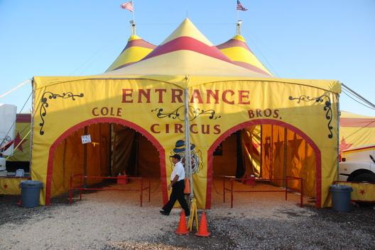 Circus Entrance