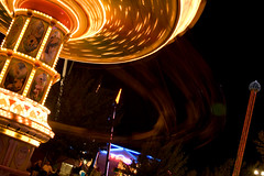 carrousel at night (KeeJoZ) Tags: longexposure light abstract nightshot florida flight carrousel fancyfair eos400d anawesomeshot