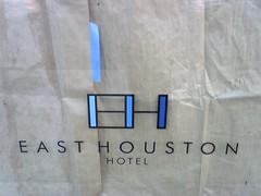 East Houston Hotel Logo