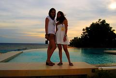 sunset at alona beach, panglao, bohol (jetdamazo) Tags: travel resort bohol panglao