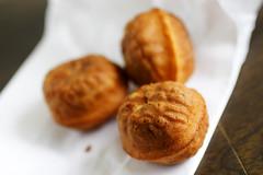 mm, walnut cakes!