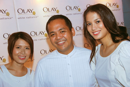Olay White Radiance Endorsers