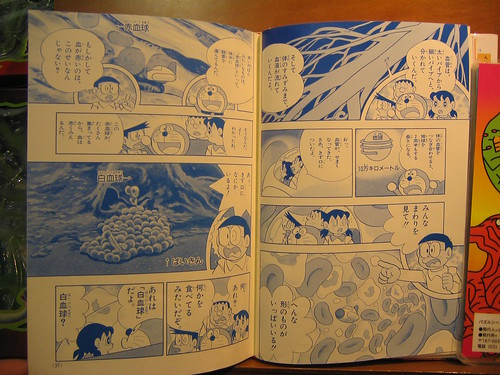 Doraemon Science communication - insides 2