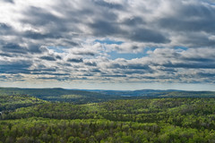 IMG_2203 (zoubin zarin) Tags: trees sky ontario tree forest landscape magic dramatic fantasy land algonquin cloudscape
