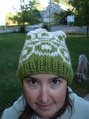 Center-Square Hat