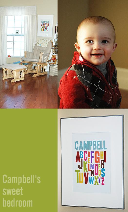 campbells room