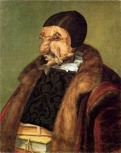 011-El jurista 1566-Giuseppe Arcimboldo