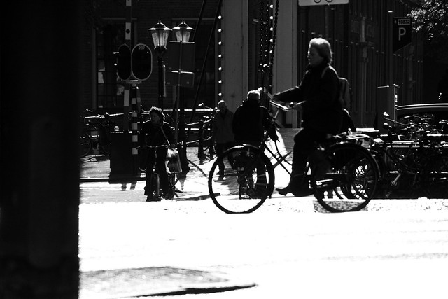 Amsterdam Cycle Chic - Diffuse 2
