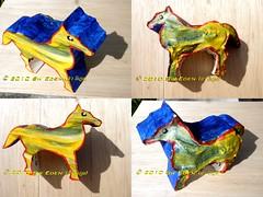 ม้าสีป่า ออกแบบโดย สว อิเฎล