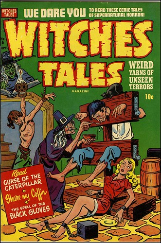 Witches Tales #5