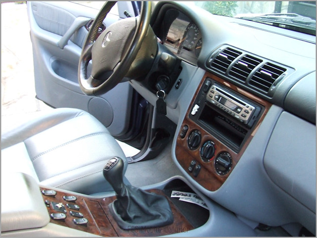 Mercedes ML detallado interior-02