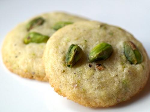 Fennel & Pistachio Cookies
