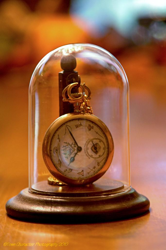 Masonic Pocket Watch, , 1869