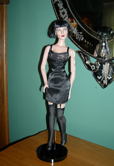 Velma Kelly from another angle... (Lorelei92950) Tags: chicago fashiondoll tonner dollcollection velmakelly roberttonner