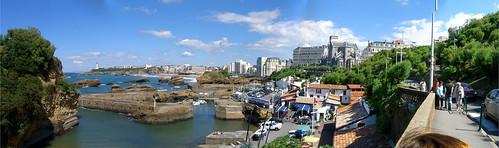 Biarritz Panorama