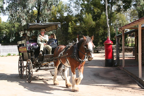 In the Pioneer village at Swan Hill by jackoscage, on Flickr